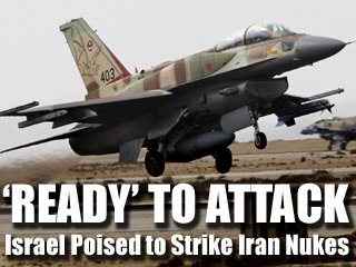 Frappes israel iran programme nucleaire
