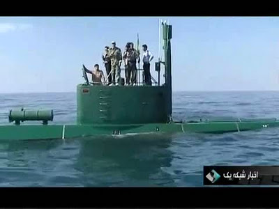 sous-marins iraniens ghadir 4