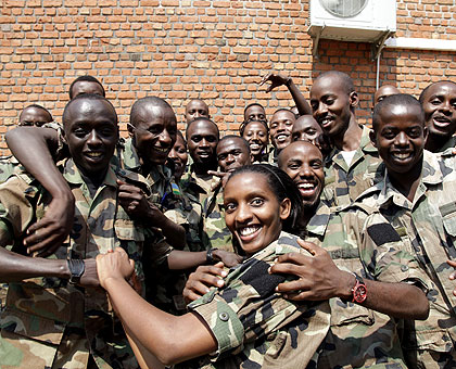 Itorero Academie Militaire Gako de Bugesera