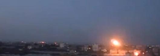 Tirs de roquettes a gaza depuis des zones civiles