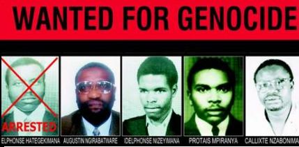 wanted for genocide
