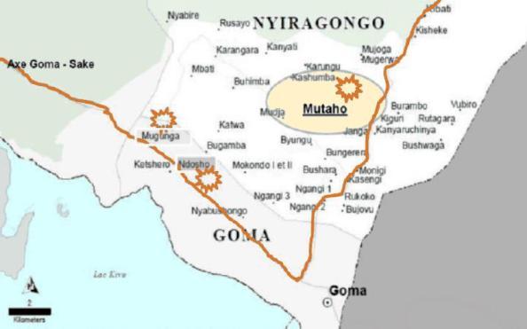 Mugunga Ndosho Mutaho