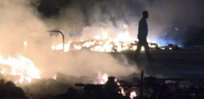 Nuits d'émeutes Emeutes-trappes