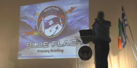 blue flag briefing