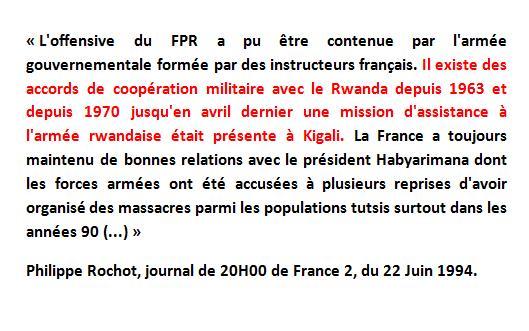 France 2 22 juin 1994 rochot