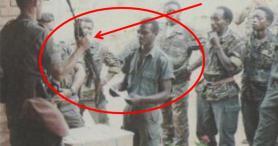 exfiltration des genocidaires au zaire 1994