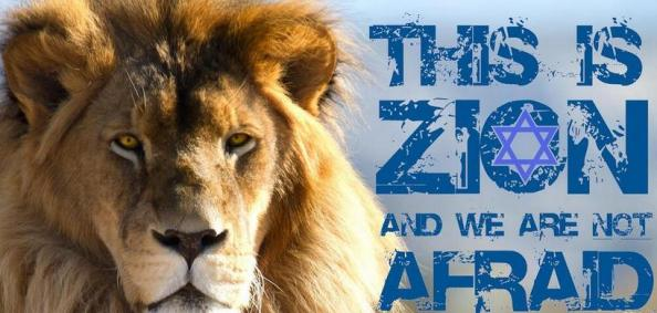this is zion we are not afraid
