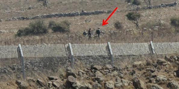 al nusra frontiere syrienne golan