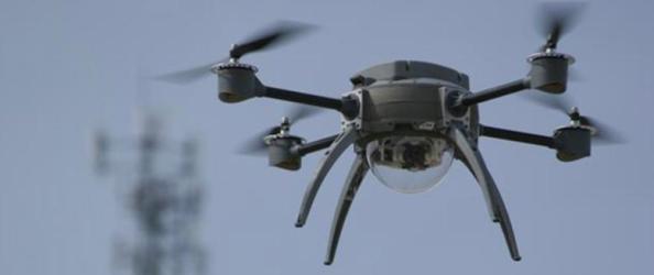 drones centrales
