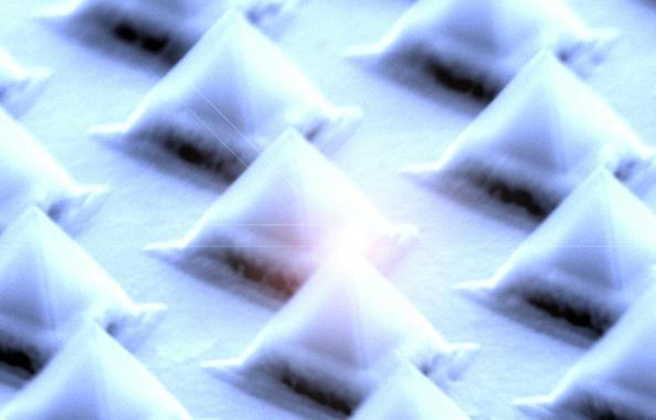 nano pyramids