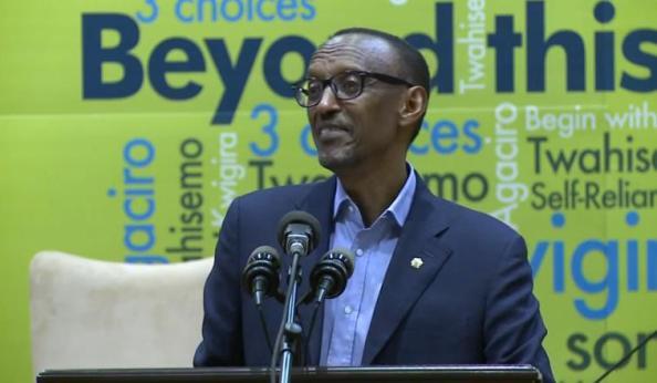 Le président de la République du Rwanda fait rire l'Afrique aux dépens de l'hôte de l'Élysée