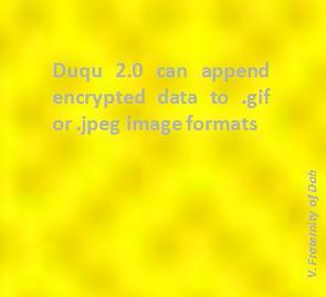 Duqu 2.0 gif image signature orange dots dna microarray style