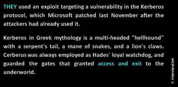 kerberos protocol vulnerability