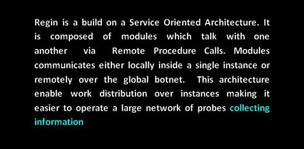 regin soa service oriented architecture spyware