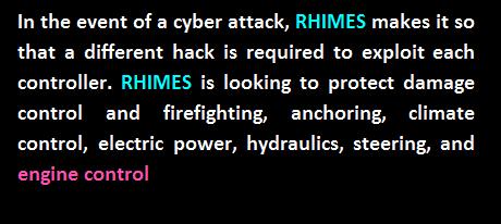 Rhimes cyberattack