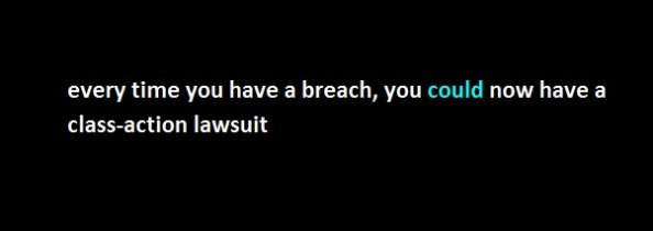 cybersecurity breach lawsuit