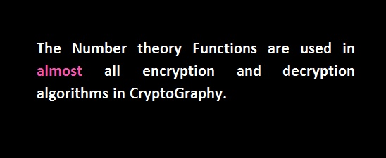 number theory cyber security