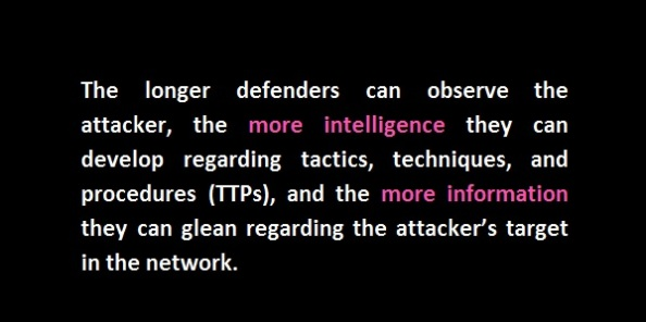 cyber intelligence defenders and attackers